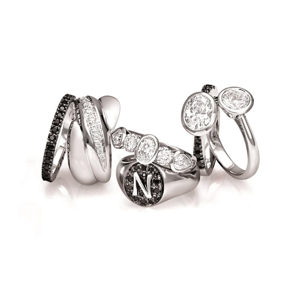 Gioielli in argento orsini for Design di gioielli